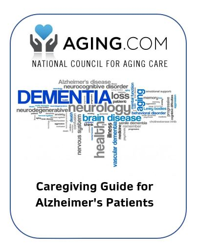 caregivers guide to alzheimers