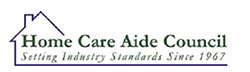 Home Care Aide Council Logo